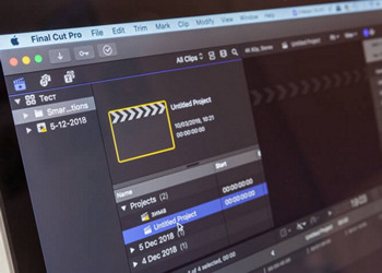 Advanced Editing in Final Cut Pro X ACCREDITED BY CPD