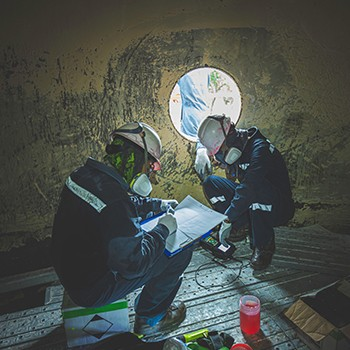Working in Confined Spaces ACCREDITED BY IIRSM