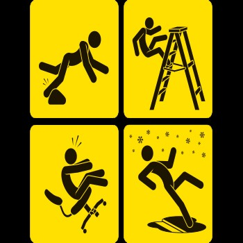 Slips, Trips and Falls ACCREDITED BY IIRSM